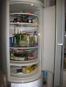 Kühlschrank innen